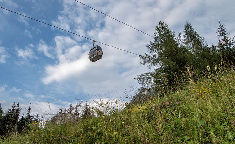 Cable Car Jennerbahn Berchtesgaden Bavaria 4