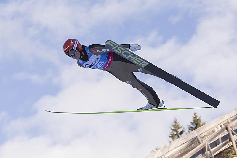 Carina Vogt, Skisprung