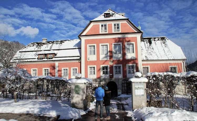 """Castle Museum Museum """"Schloss Adelsheim' Berchtesgaden"""