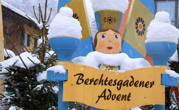 Christmas Tree Decorations Berchtesgaden Winter