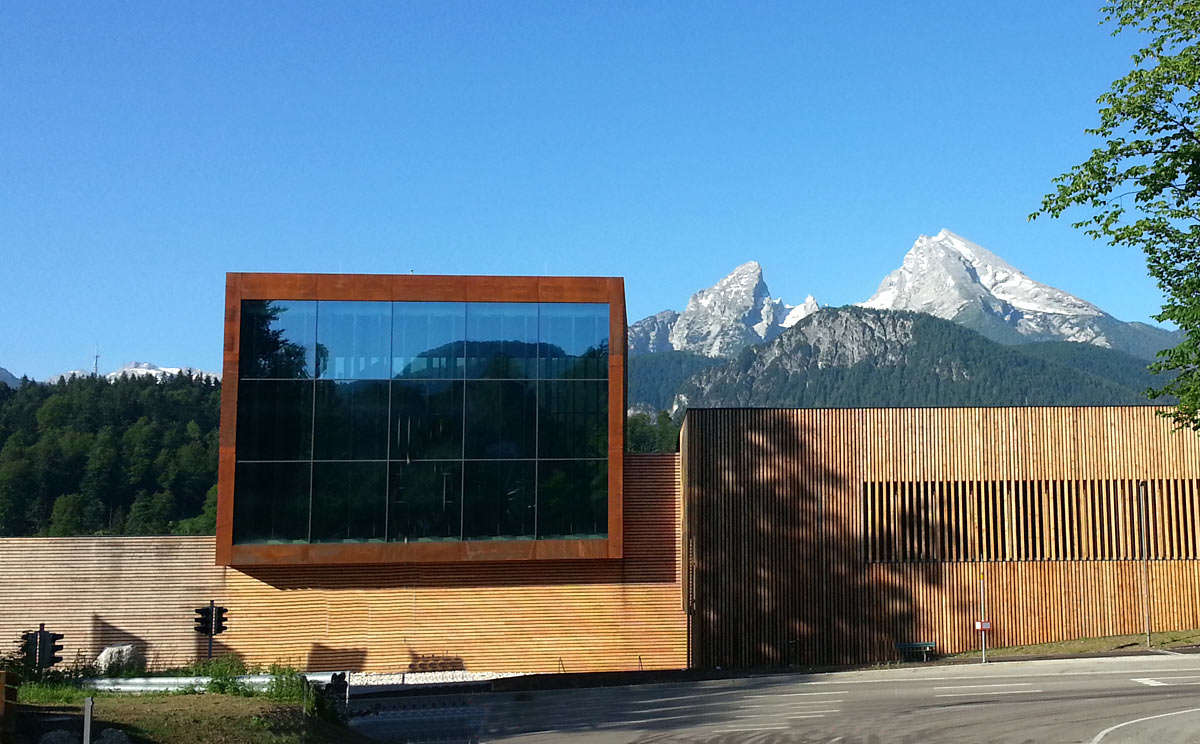 Haus der Berge Fest am 3 Oktober