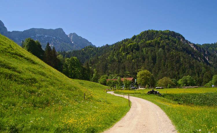 Der Haiderhof Mit Reiteralpe