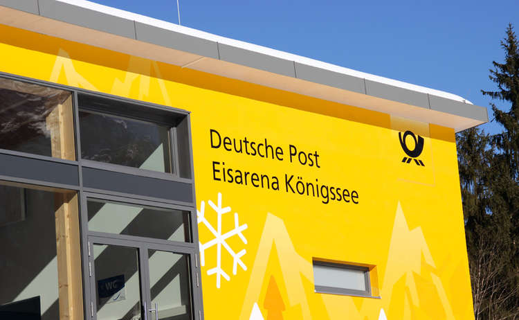 Deutsche Post Eisarena Koenigssee