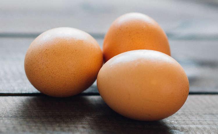 Regionale Eier