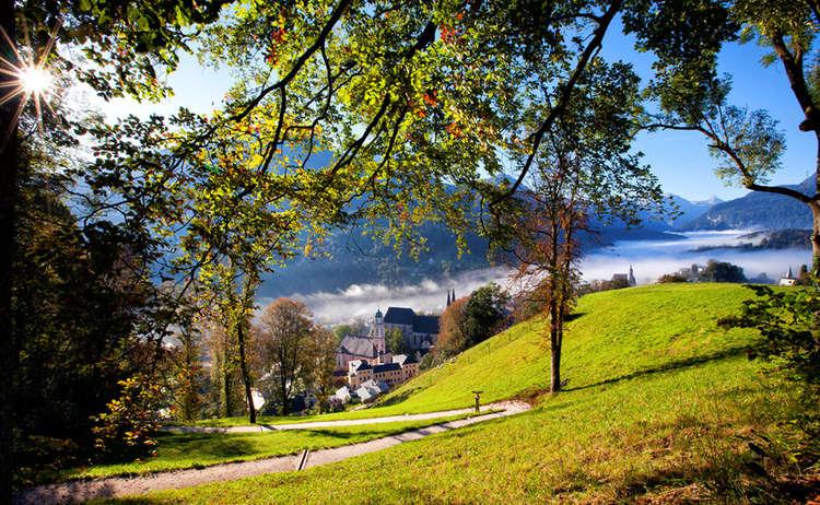 Emmaus Weg Berchtesgaden