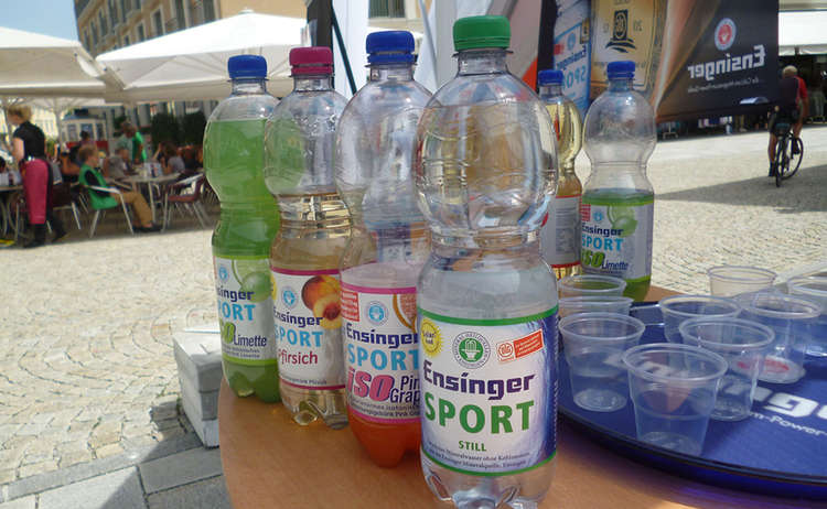 Ensinger Wasser