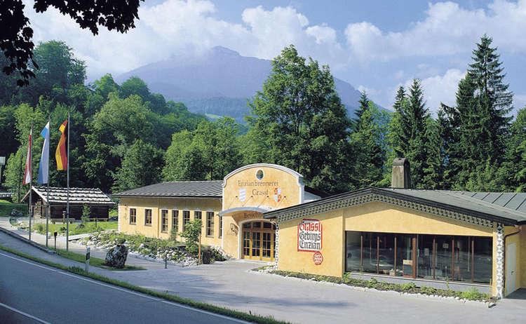 Enzianbrennerei Berchtesgaden
