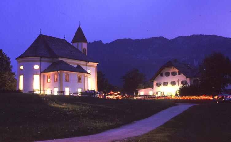 Kirche in Ettenberg