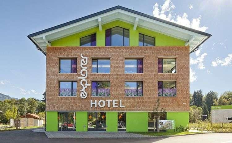 Explorer Hotel Schoenau Gmbh Co 4 1