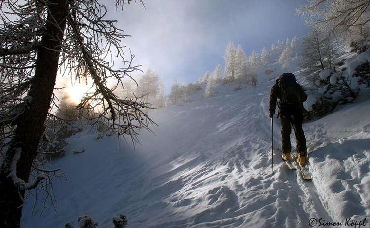 Skitour Falzalm
