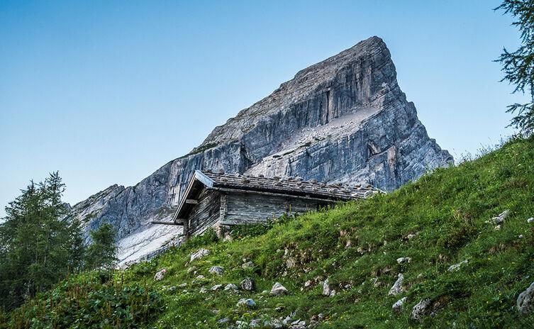 Falzalm Wanderung Zum Watzmannhaus 1