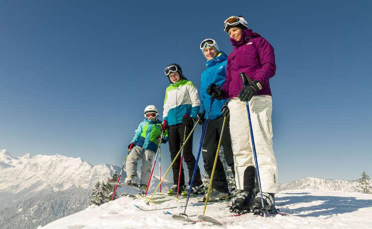 Familien-Skigebiet Hochschwarzeck