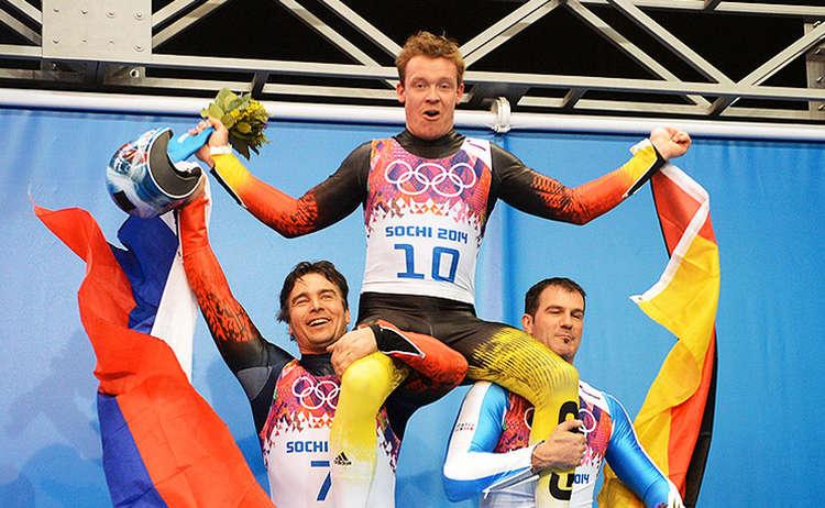 Olympiasieger Felix Loch