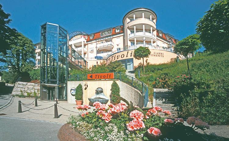 Ferienwohnungen Tivoli Bad Reichenhall