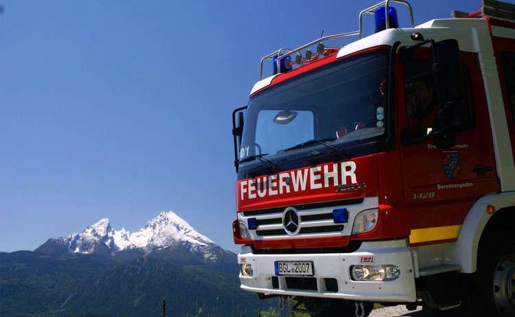 Feuerwehr Berchtesgaden Watzmann
