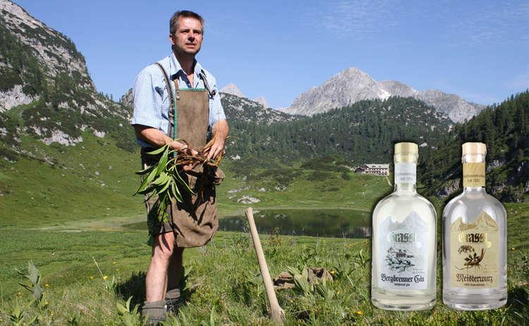 Bergbrenner Gin & Meisterwurz