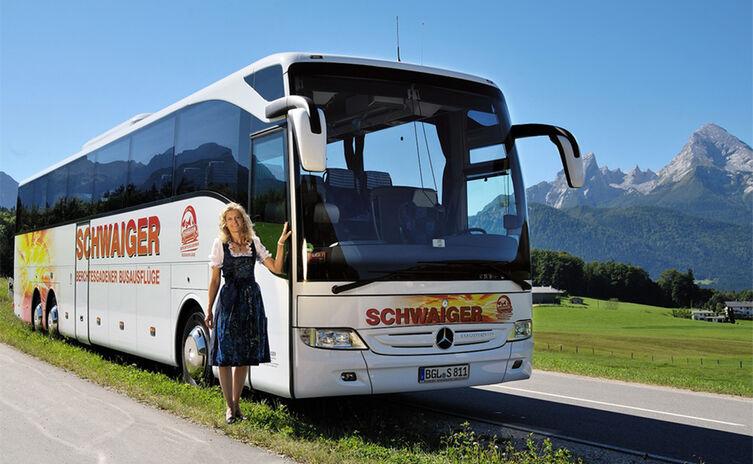 Schwaiger Busunternehmen