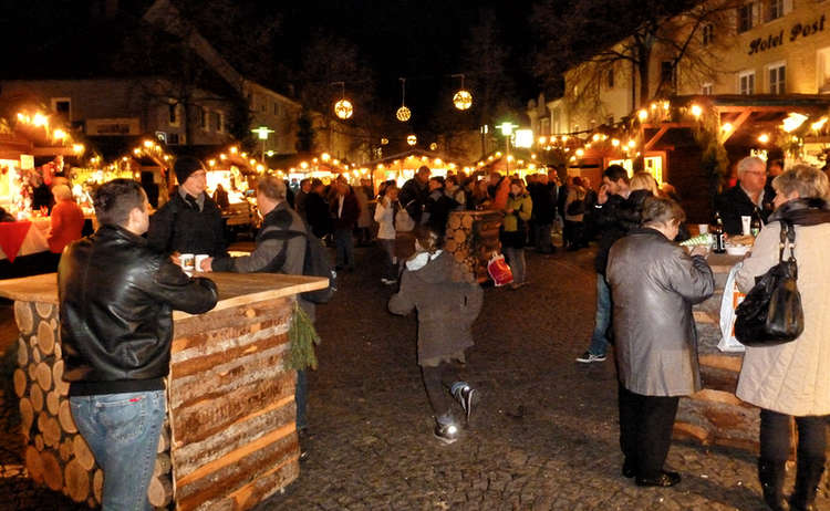 Adventsmarkt in Freilassing