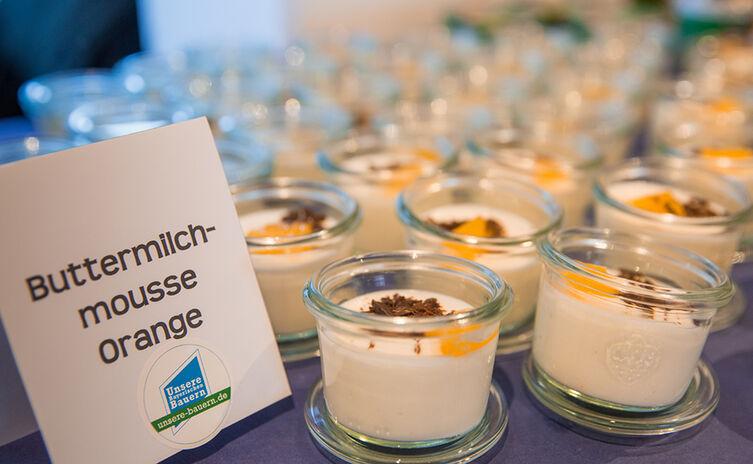 Frühstück vom Bäuerlichen Buffetservice Berchtesgaden