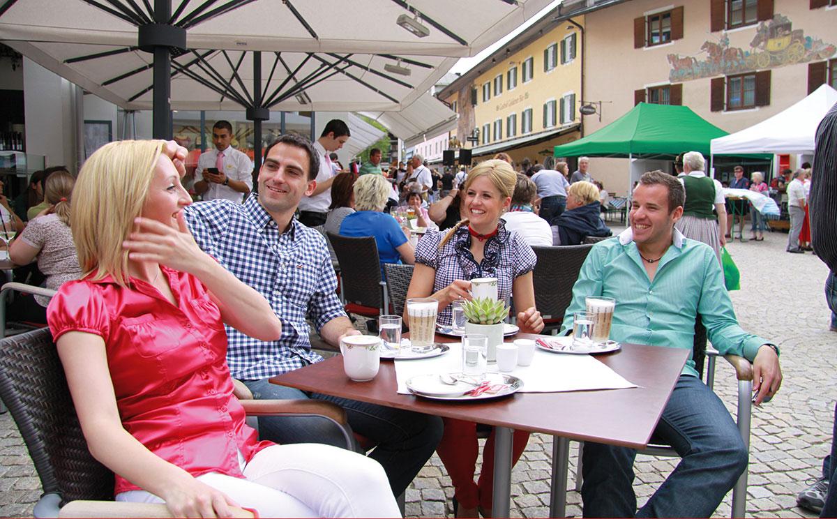 Fussgaengerzone Berchtesgaden 13