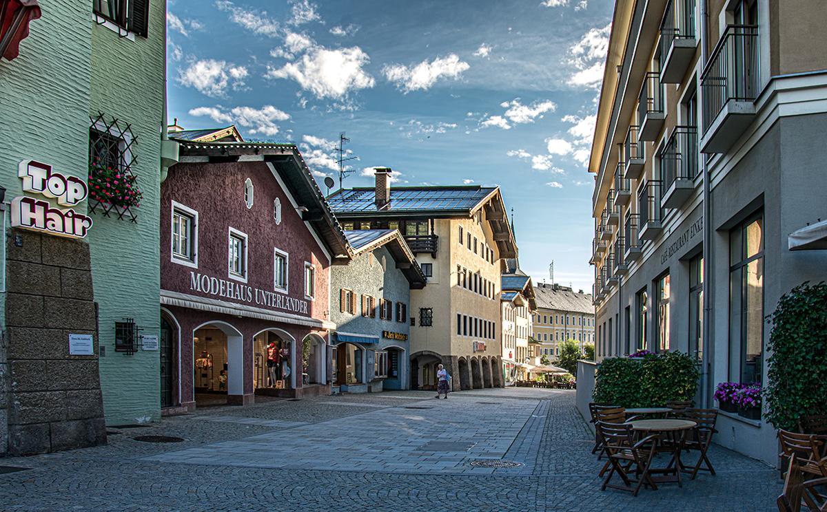 Fussgaengerzone Berchtesgaden 18
