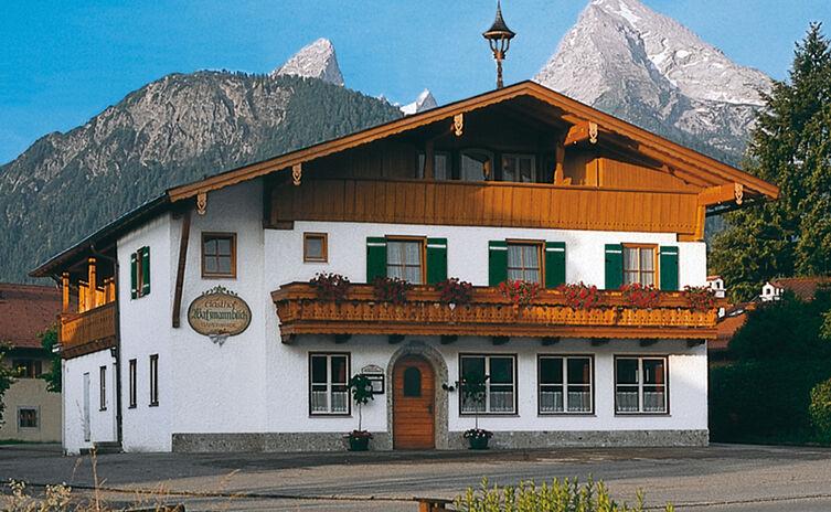 Gaestehaus Watzmannblick 1