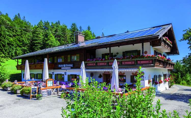 Gasthaus Dürrlehen in Maria Gern