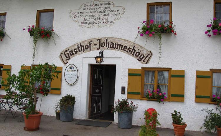 Gasthof Johannishoegl Piding
