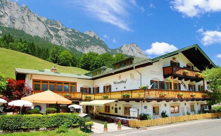 Gasthof Pension Woerndlhof 4