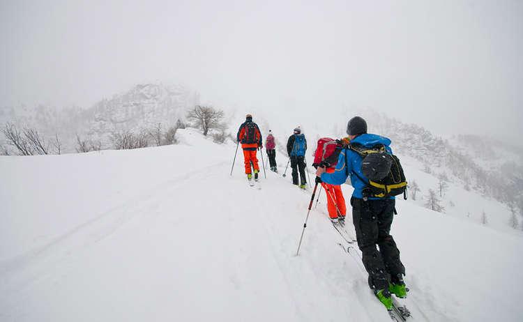 Gefuehrte Tour Skitourenfestival