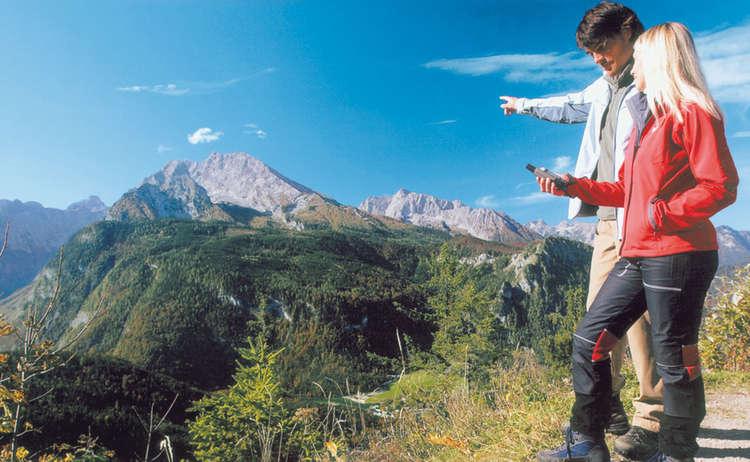 Geocaching Im Berchtesgadener Land