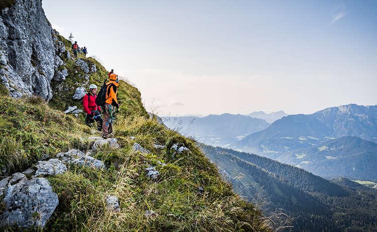 Bergtour auf den Hohen Göll