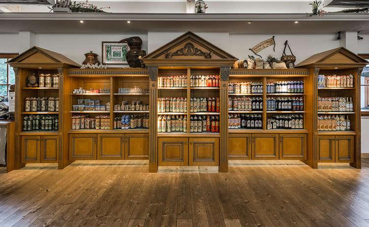 Grassl Gentian Distillery