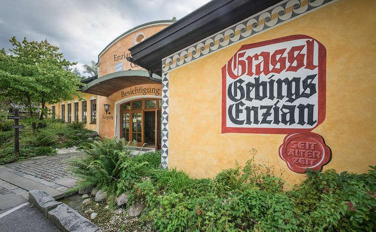 Grassl Gentian Schnaps Distillery
