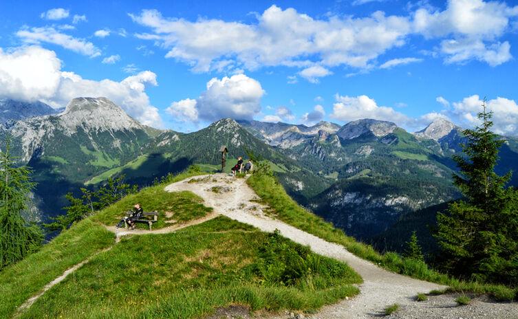 Gruenstein Berchtesgaden Koenigssee