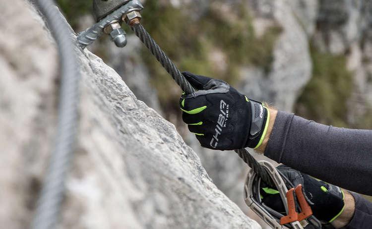 Handschuhe Chiba Klettersteig
