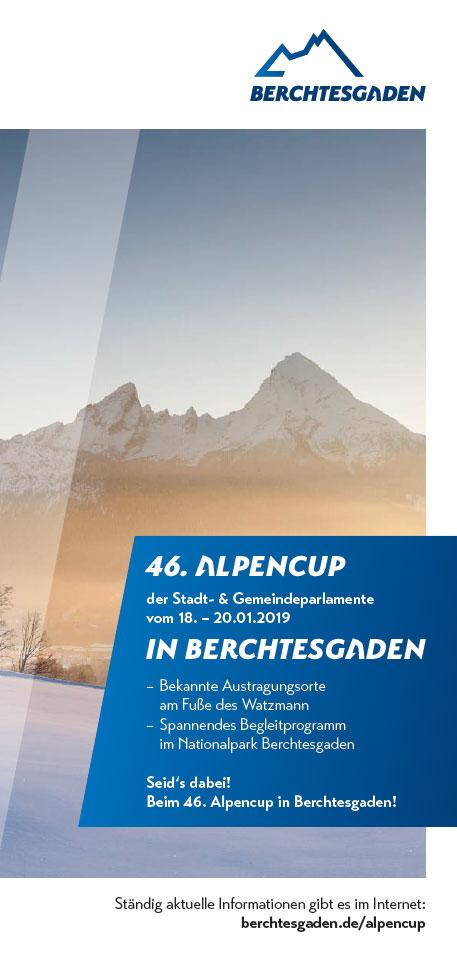 46. Alpencup Berchtesgaden
