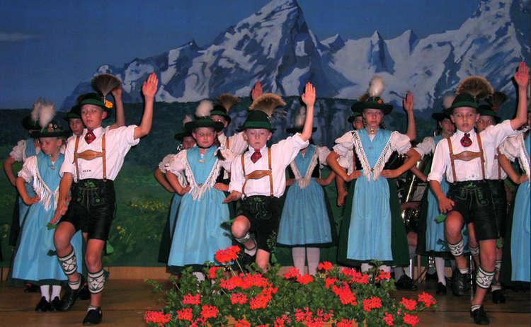 Heimatabend Berchtesgaden