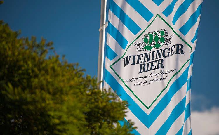 Heimatbrauer Wieninger Bier Teisendorf