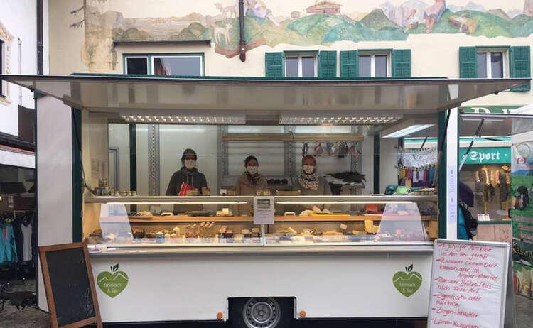 Heimisch & Fair am Berchtesgadener Bauernmarkt