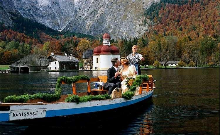 Heirat Koenigssee