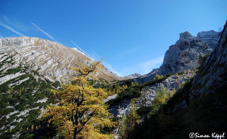 Herbst im Sitterbachtal