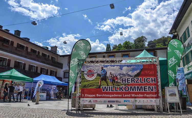 Herzlich Willkommen zum 6. Berchtesgadener Land Wander-Festival