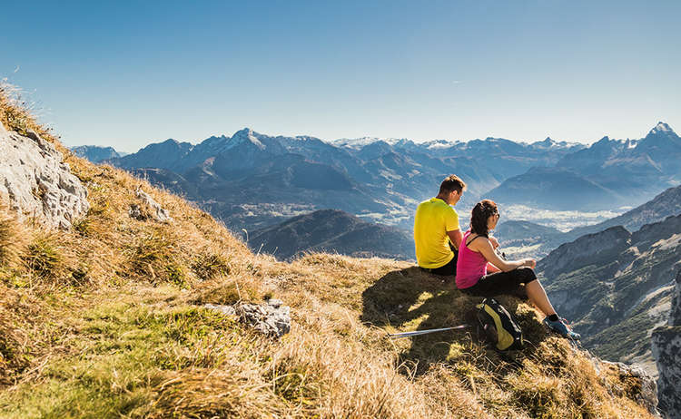 Hiking Mountaineering Berchtesgaden