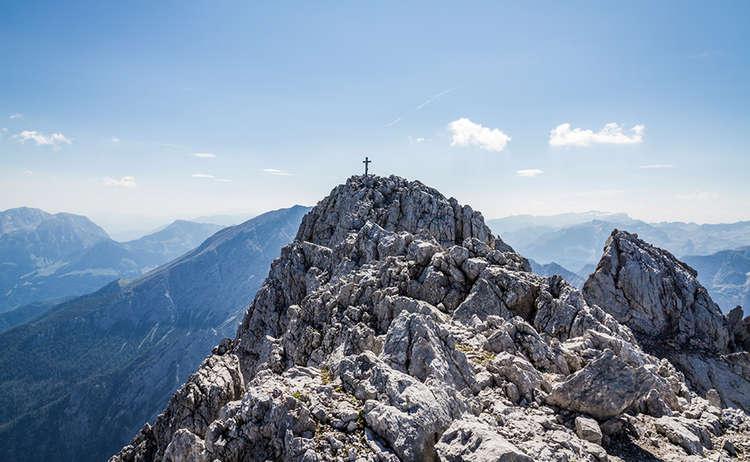Hochkalter Gipfel 1