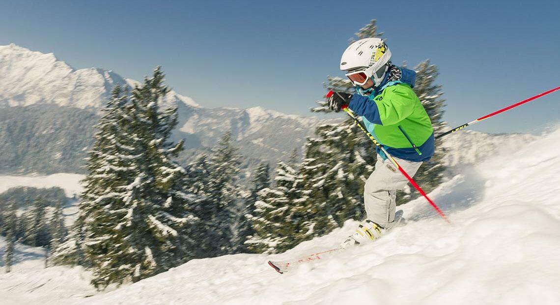 Hochschwarzeck Skifahren
