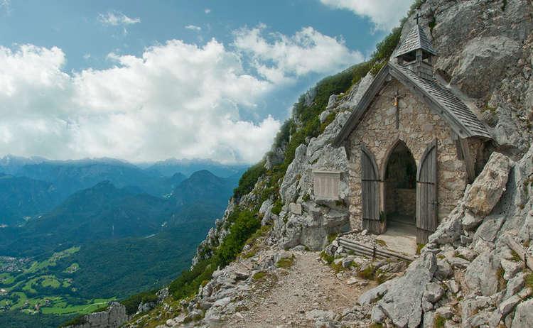 Die Hochstaufen-Kapelle