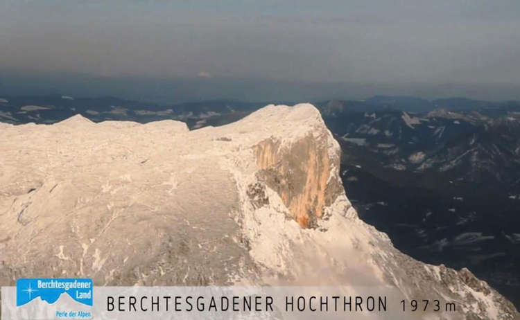 Hochthron 8 Summits