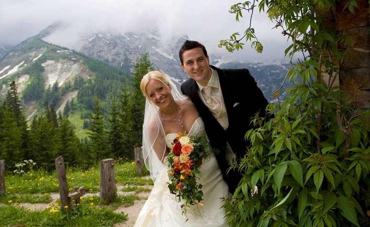 Hochzeit In Den Bergeb