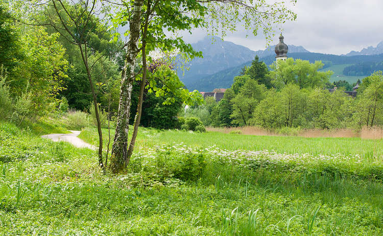 Hoeglwoerther Weg Teisendorf